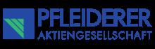 Programy lojalnościowe B2B - logo Pfleiderer
